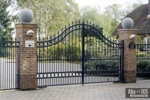 Poorten en hekwerken